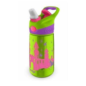 Dětská lahev Striker 420 ml, zelená