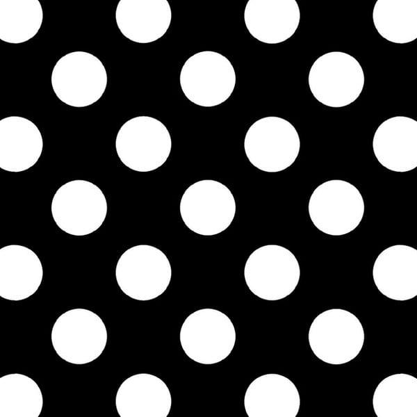 Stylové návleky na rukojeť kočárku Double, polka dots