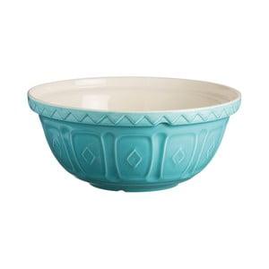 Tyrkysově modrá kameninová mísa Mason Cash Mixing, ⌀ 26 cm