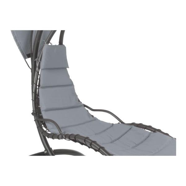 Závěsné houpací křeslo Lounge Grey