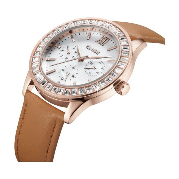 Dámské hodinky Arabesque Rose Gold Valchetta, 40 mm