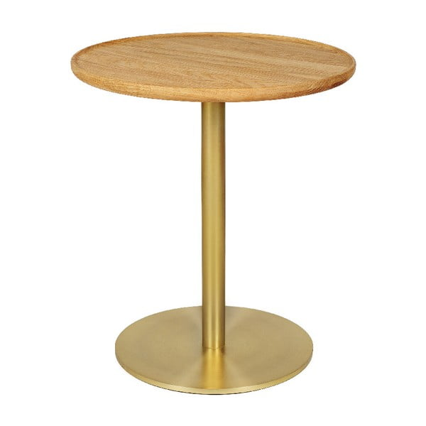 Softy tárolóasztal tölgyfa asztallappal - Askala