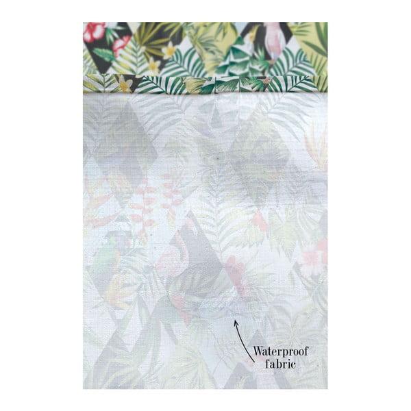 Pikniková deka Surdic Manta Picnic Tropical Patchwork, 140x170cm