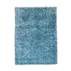 Koberec Damru Sky Blue, 90x160 cm