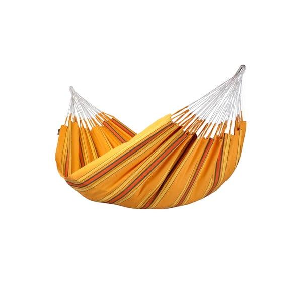 Houpací síť Currambera až pro dva, oranžová
