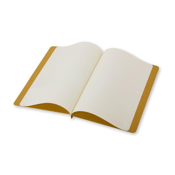 Dopisní set Moleskine Personal Maize, zápisník + obálka