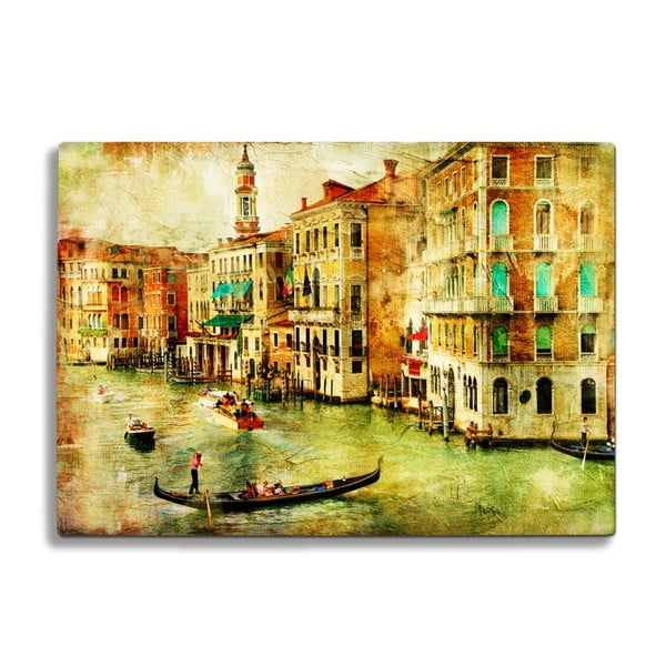 Venice üveg vágódeszka - Insigne