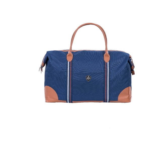 Niebieska torba podróżna GENTLEMAN FARMER Soul, 96 l