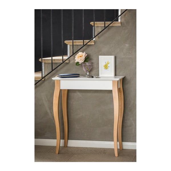 Măsuță tip consolă Dressing Table 65 x 74 cm, alb