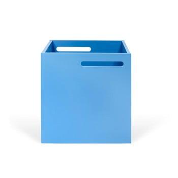 Cutie depozitare pentru bibliotecă TemaHome Berlin albastru