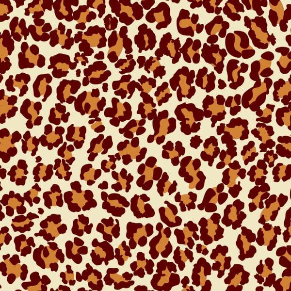 Stylové návleky na rukojeť kočárku Double, leopard