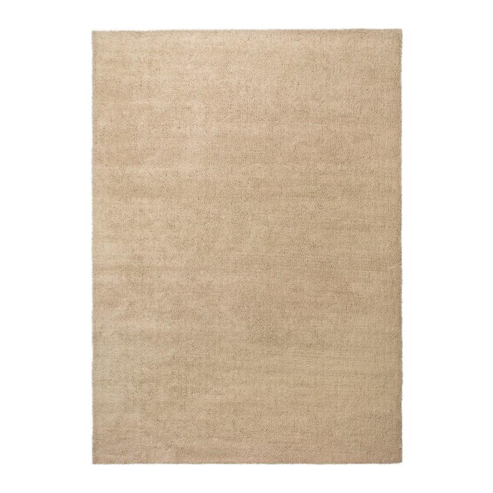 Béžový koberec Universal Shanghai Liso Beig, 140 x 200 cm Universal