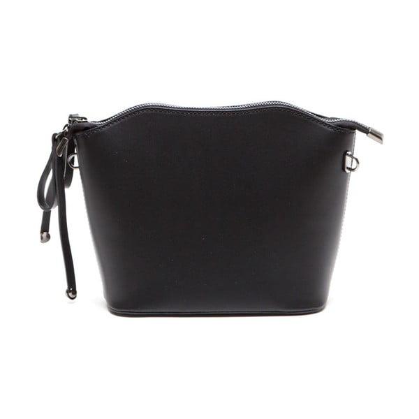 Kožená kabelka Isabella Rhea 3029 Nero