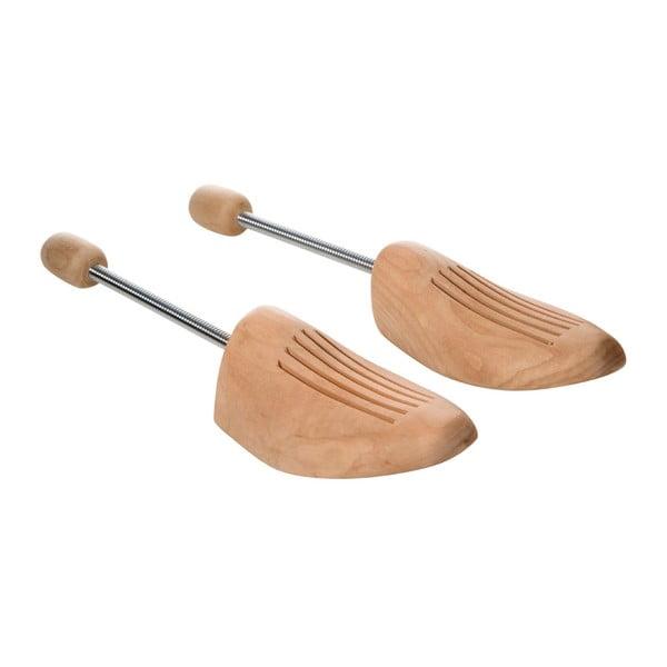 Sada 2 napínačov na topánky z cédrového dreva Premier Housewares Lotus Wood