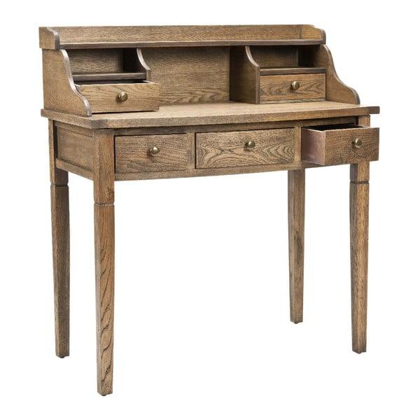 Psací stůl Safavieh Olivia Oak