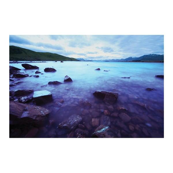 Fotoobraz Jezero, 90x60 cm