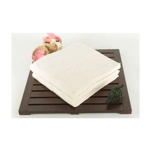 Sada 2 ručníků Sal Ecru, 50 x 90 cm