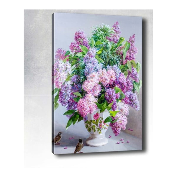 Tablou pe pânză Tablo Center Lilacs, 40 x 60 cm