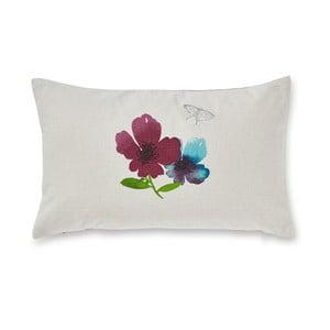 Polštář z bavlny Cooksmart ® Chatsworth Floral,50x30cm