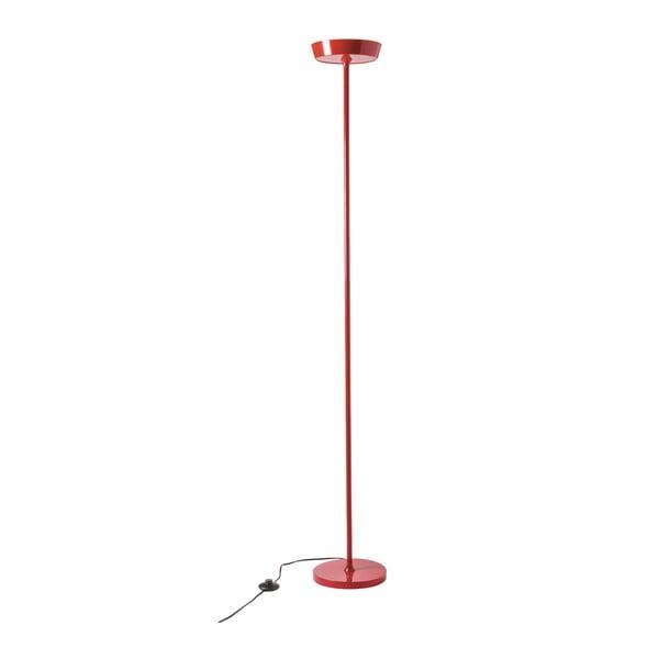 Czerwona lampa stojąca SULION Dordona