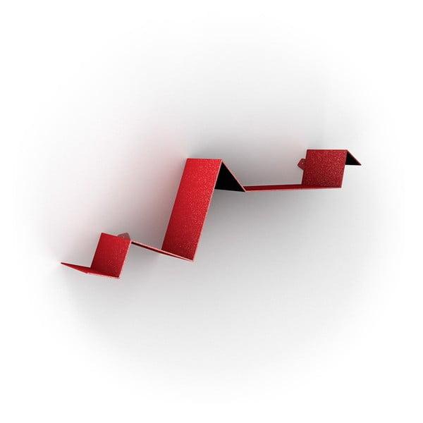 Zig Zag, červená