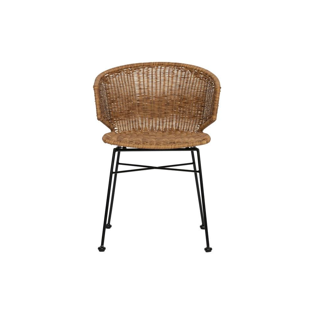 Jídelní židle vhodná idoexteriéru WOOOD Noor