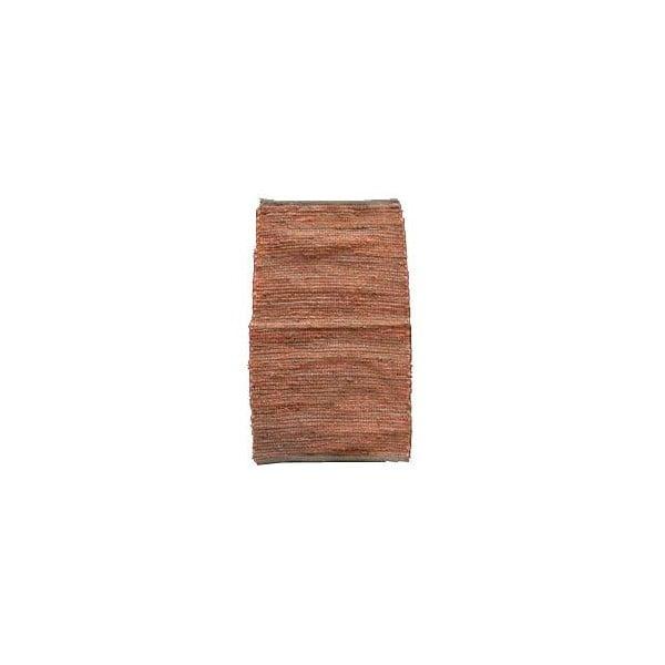 Koberec Jute 40x70 cm, červený