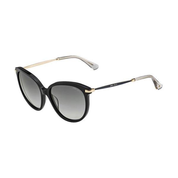 Sluneční brýle Jimmy Choo Ive Black Glitter/Grey