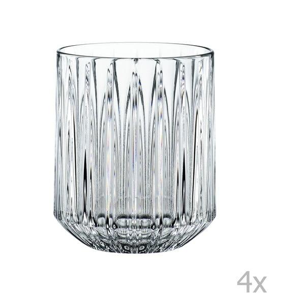 Sada 4 sklenic z křišťálového skla Nachtmann Jules Tumbler, 305 ml