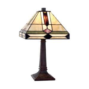 Tiffany stolní lampa Classy