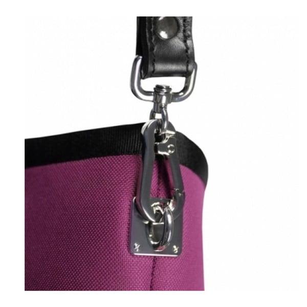 Psaníčko Flower Bag, fialová