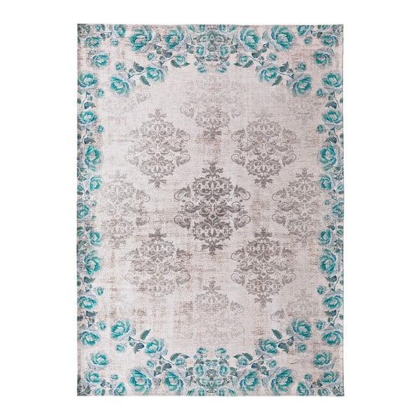 Alice kék-szürke szőnyeg, 80 x 150 cm - Universal