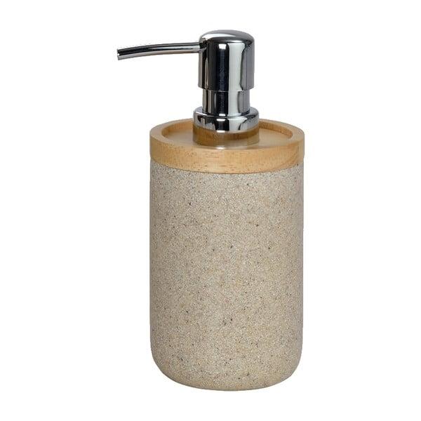Dávkovač na mýdlo Andrea House Sand Effect