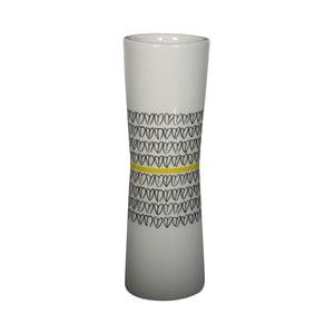 Váza Heart Vase Yellow