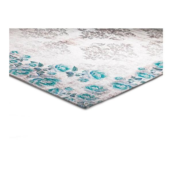 Modrošedý koberec Universal Alice, 140x200cm