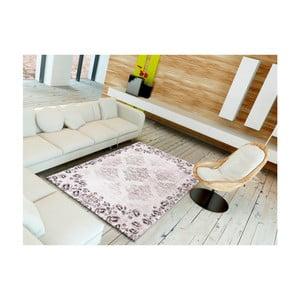 Šedý koberec Universal Alice, 70x135cm