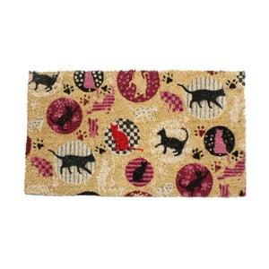Rohožka Cats, 40x70 cm