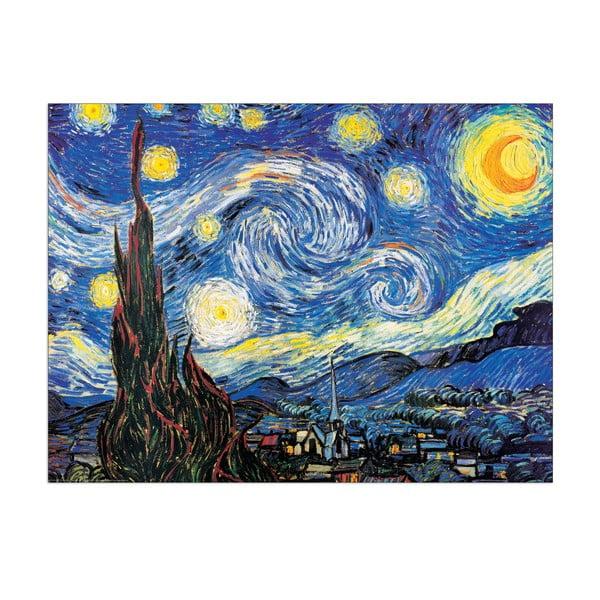 Van Gogh - Hvězdná noc