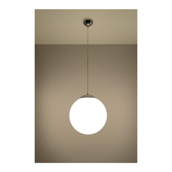 Bílé stropní svítidlo Nice Lamps Bianco 30