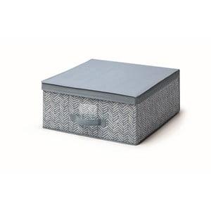 Cutie pentru depozitare Cosatto Tweed, lățime 45 cm, albastru