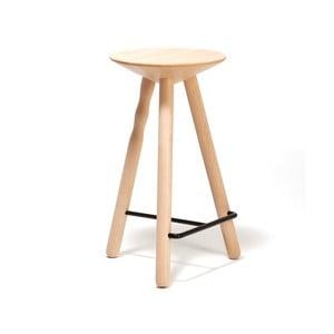 Barová stolička Mobles 114 Luco, výška 75cm