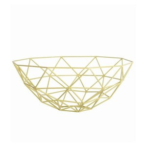 Mísa Triangle Yellow