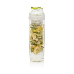 Sticlă cu sită Trita 500 ml, verde