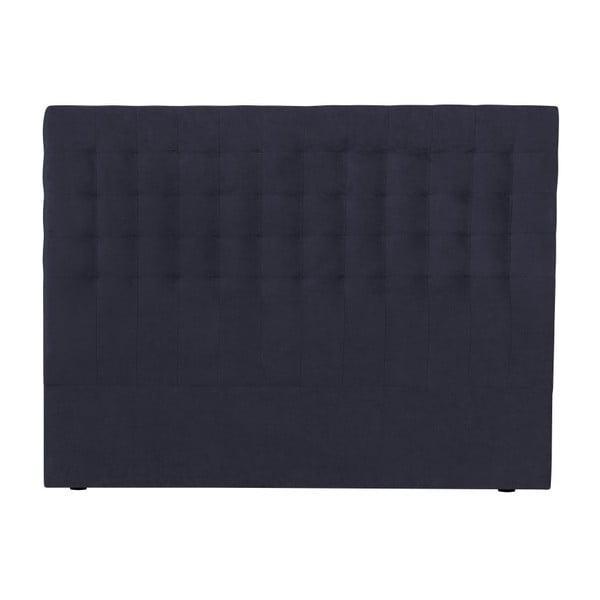 Tmavě modré čelo postele Windsor & Co Sofas Nova, 180 x 120 cm