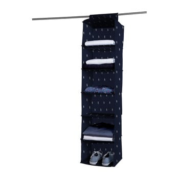 Organizator suspendat Compactor Kasuri Range, lățime 30 cm , albastru închis de la Compactor