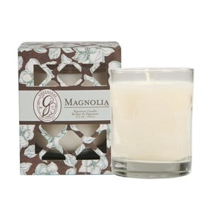 Vonná svíčka Greenleaf Signature Magnolia, doba hoření 60-80hodin