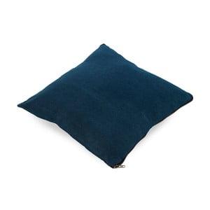 Tmavě modrý polštář Geese Soft, 45x45cm