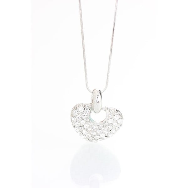 Náhrdelník se Swarovski krystaly Yasmine Sweet Heart