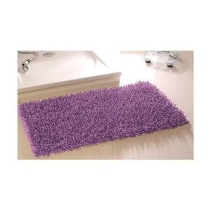Koupelnová předložka Metallic Look Violet, 50x70 cm