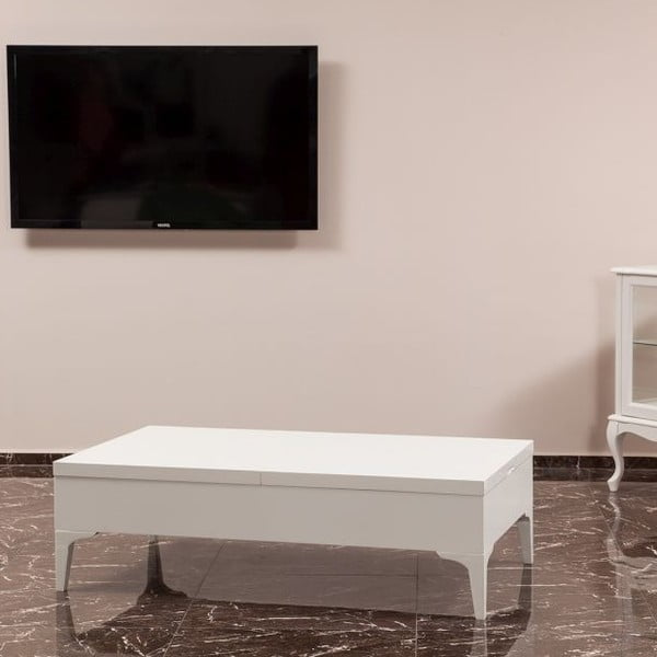 Konferenční stolek Sempati White